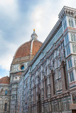 Florence Cathedral view,Italian landmark