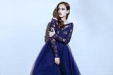 evening dress for halloween - 229674782