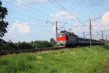 passenger electric locomotive