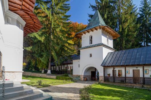 Monastery of Robaia, Arges, Romania, Europe