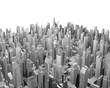 3D render city illustration - 229732523