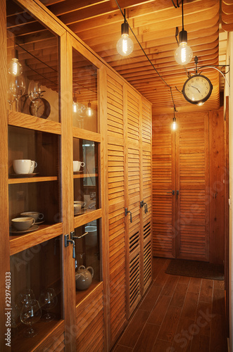 Small Wooden Apartment