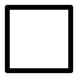 Square box isolated - 229779986