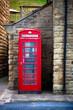 Cabina de teléfonos inglesa