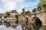Pont sur l'Indre à Azay-le -rideau