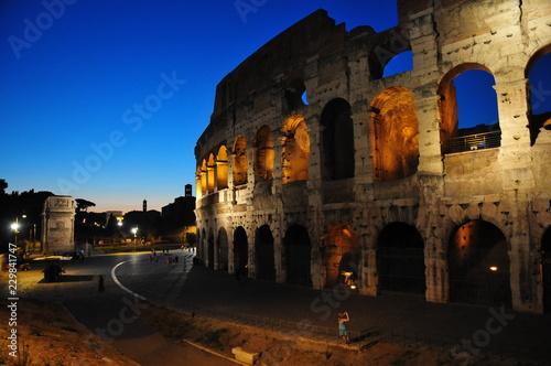 Koloseum rzymskie