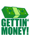 bündel geldscheine dollar gettin money zeichen geld reich geldsack reichtum schatz beute münzen geschenk clipart comic cartoon - 229850512