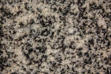 Granit Gestein unter der Lupe