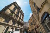 Elegant buildings under a shining sun in Paris - 229929321