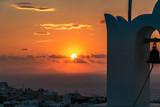 Sonnenuntergang auf Santorin