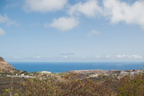 Panorama with clouds. - 229977568