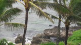 Private Beach cove in Tropical Storm - 229979737