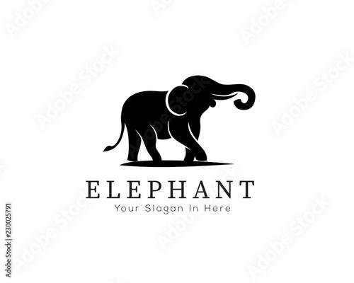 d4dab08aa Walking elephant logo design inspiration