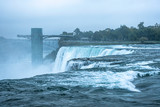 American falls of Niagara