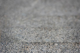 Granite steps surface, soft focus