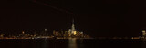 Lower Manhattan Skyline at Night - 230117558