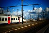 Treinen Berchem Station