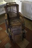 Old hospital wheelchair - 230139103