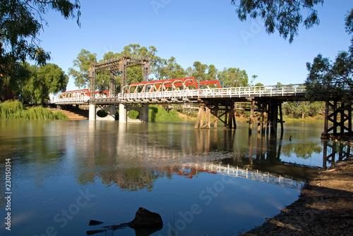 Bridge Over the Murray River - 230150314