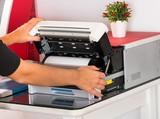 Open a sublimation printer - 230172354