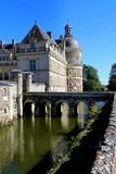 Château de Serrant, france, Renaissance, Loire Valley, Prince of Merode, tuffeau stone, Tower,  park, landmark, history, palace, historic,