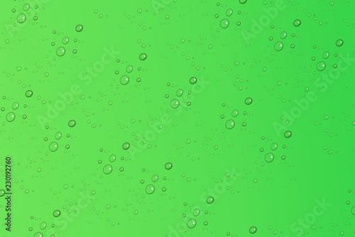 Leinwandbild Motiv Water Drop Wallpaper