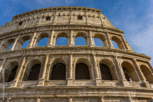 Colosseum in Rome, Italy - 230194593