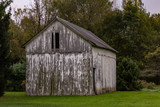 old wooden barn - 230273713