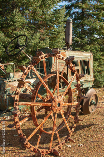 Antique Farm Equipment Buy Photos Ap Images Detailview