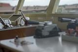 Ship Controls Close Up