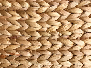 Wicker background and woven pattern texture. © topor
