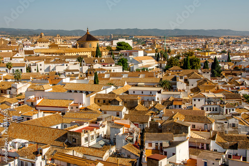 Cordoba rooftop, Spain