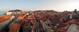 Dubrovnik, Croatia, known as the Pearl of the Adriatic, one of the most prominent tourist destinations in the Mediterranean, a UNESCO World Heritage site. - 230336157