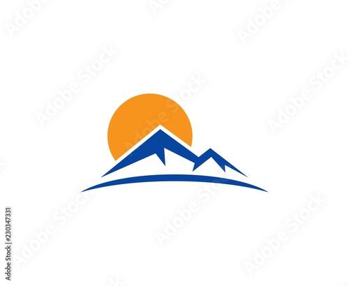 Mountain logo - 230347331