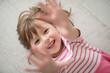 happy smiling child - 230355179