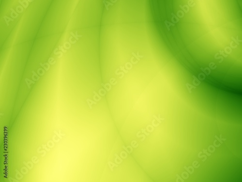 Green blurred abstract header wallpaper background - 230396399