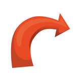 arrow signal isolated icon - 230424909