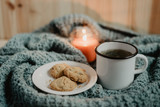 tea with cookies - 230444186