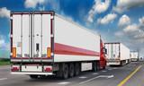 The trailer transpor