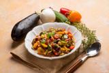 ratatouille traditional french recipe - 230466957