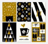 Christmas Greeting Card Design - 230472927