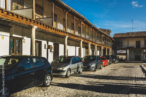 Colmenar de Oreja is situated in the south-eastern part of the Autonomous Region of Madrid - 230478349