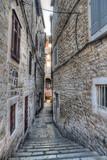 Split in Croatia, Balkans in Europe - 230490595