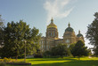 Des Moines, Iowa - Different views of State Capitol Building