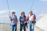 釣りを楽しむセカンドライフ - 230568158