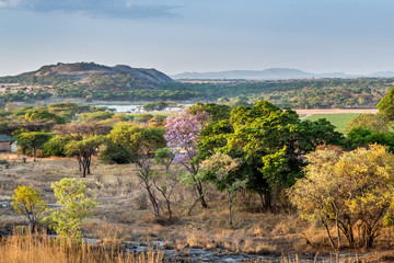 Landscape view, Headlands, Zimbabwe
