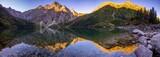 Alpine lake in Tatras, Morskie Oko, Poland - 230595739