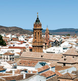 Antequera village in Andalusia - 230621158