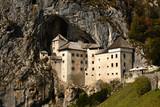 Predjama castle in Slovenia - 230696773