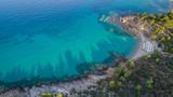Notos beach. Thassos island, Greece - 230701353